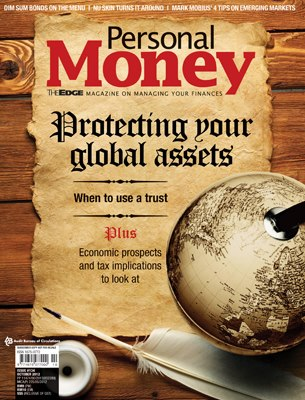 Personal Money is a monthly magazine published by The Edge Malaysia